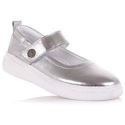 Яркие туфли на белой подошве для девочек 37-40 р-р 11.5.111