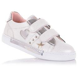 Стильные кроссовки из экокожи для девочек 26-30 р-р 15.2.94