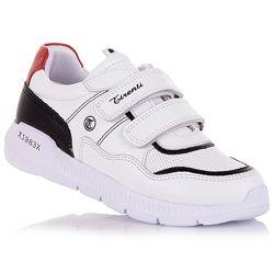 Кожаные кроссовки с перфорированными вставками унисекс 31-36 р-р 15.2.101