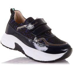 Кроссовки на массивной подошве для девочек 31-36 р-р 11.2.306
