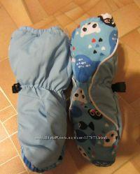 Перчатки - краги новые