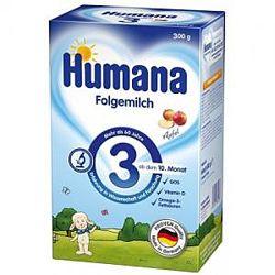 Детское питание  Хумана Humana  с доставкой