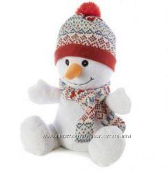 Игрушка-грелка Снеговик  Intelex