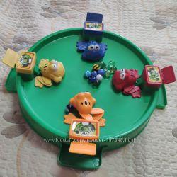 игра Веселые жабки