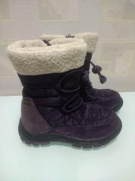 Сапожки ботинки термо TexTen Германия р25