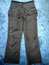 Теплые штаны для зимнего отдыха 8-9 лет
