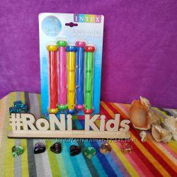Цветные палочки для подводных игр, для ныряний.