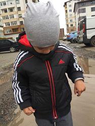 Куртка Деми Adidas оригинал р. 110