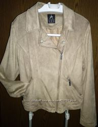 Atmosphere косуха женская деми замша курточка