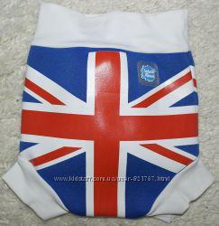SplashAbout неопрен small плавки подгузник в бассейн-море флаг