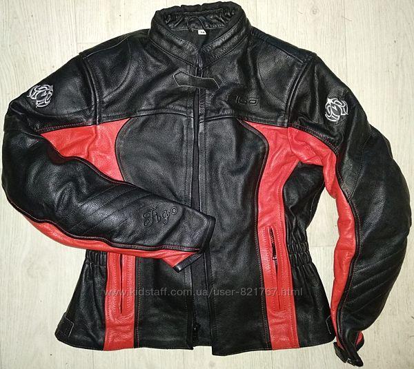 Кожа figo байкерская куртка мотоодежда