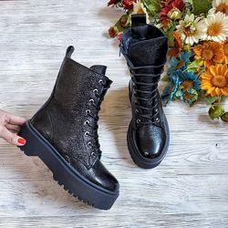 Высокие ботинки. Зима и Деми