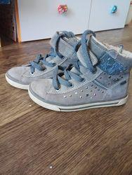 Продам стильные деми ботиночки Salamander, 17. 2см