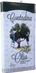 Оливкова олія Contadina Olio Extra Vergine Di Oliva 5 л Італія