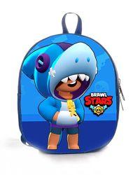Рюкзак принт Бравл Старс Brawl Stars рюкзак купить с принтом