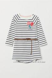 Платье-свитшот H&M, 8-10 лет
