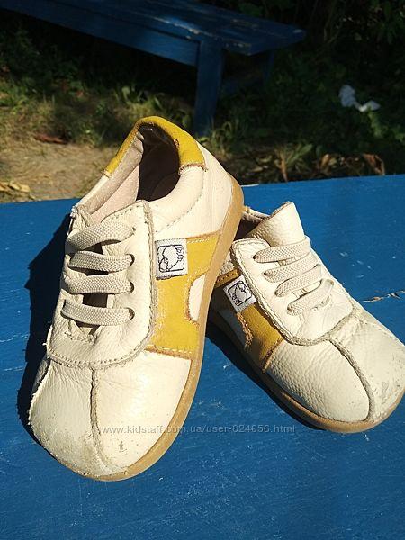 Кроссовки туфли Little Blue Lamb