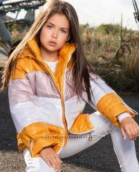 демисезонная куртка для девочки vkd-13