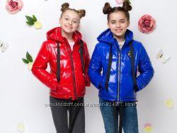 куртка демисезонная для девочки VKD-16