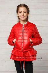 Куртка демисезонная для девочки Инесс