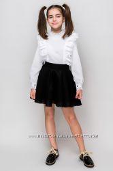 Школьная блузка для девочки SH-74