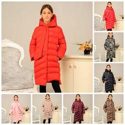 Зимняя курточка для девочки Даянна , рр 134-158