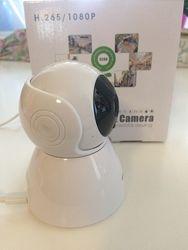 Поворотная IP видеокамера