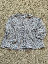 Рубашка на девочку Mango р. 74