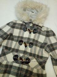 Шерстяное пальто Jane Norman