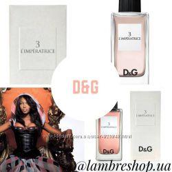 Limperatrice 3 of D&G 100 ml. Лицензия ОАЭ