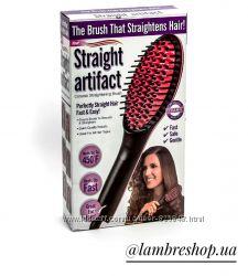 Электрорасческа выпрямитель волос c керамическим покрытием StraightArtifact