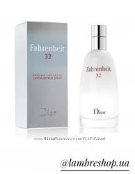 Fahrenheit 32 of Christian Dior 100 ml. Лицензия ОАЭ