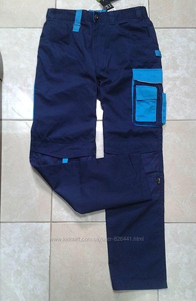 Рабочие шорты комбинезон брюки М и Л Powerfix Profi германия