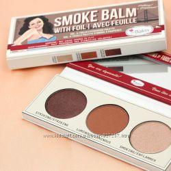 Оригинал палетка теней theBalm Smoke Balm Vol. 4