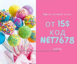 Iherb NET7678 код. Делюсь опытом