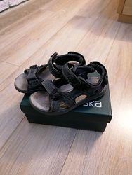 Кожаные сандалии BRASKA 29р.