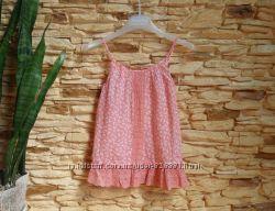 Туника, блуза Zara на 5-6 лет, размер 118