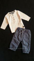 Комплекты, наборы Kiabi, Франция, для малышей 0-3 месяцев, размеры 52-62