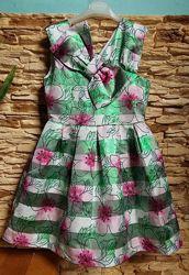 Нарядные платья, сарафаны Gaialuna, Италия, на 8-12 лет, размеры 128-152