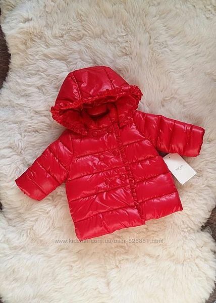 Двусторонние курточки Mayoral, Испания, на 6 месяцев,  размер 68