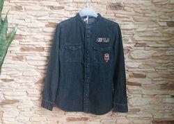 Рубашки Street Gang, Италия, на 7-11 лет, размеры 122-146