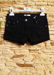 Джинсовые шорты Gaialuna, Италия, на 9-12 лет, размеры 134-152