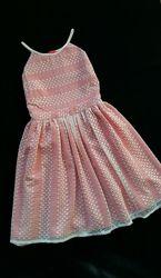 Ажурное платье, сарафан By Very, Англия, на 16 лет