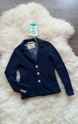 Трикотажный пиджак Scotch&Soda, Нидерланды, на 5-6 лет, размер 116