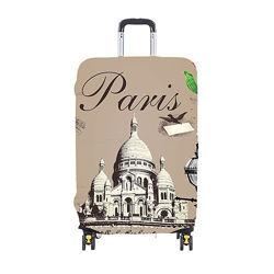 Защитный чехол для чемодана с принтом  M