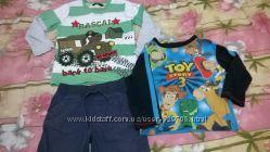 Продам 3 вещи для мальчика 3-4 лет