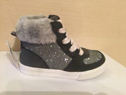 Oshkosh новые блестящие детские ботинки