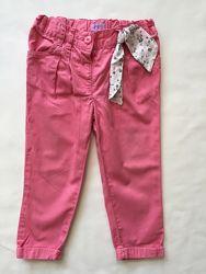Стильні штанята на дівчинку 18-24міс