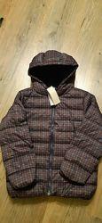 Новая зимняя куртка Benetton. P. L 8-9 лет, рост 140см.