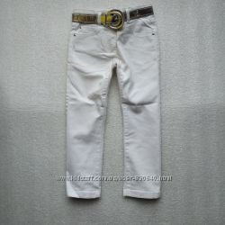 Новые белые джинсы Wojcik, качество супер